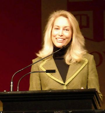 Ex-CIA Spy Valerie Plame reading Bullshit...as usual.