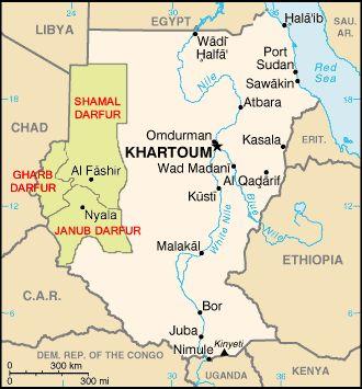 sudan -darfur