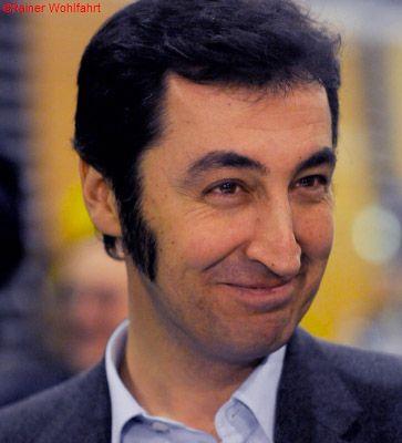 Elvis Imitator Cem Özdemir beim Parteitag der Grünen