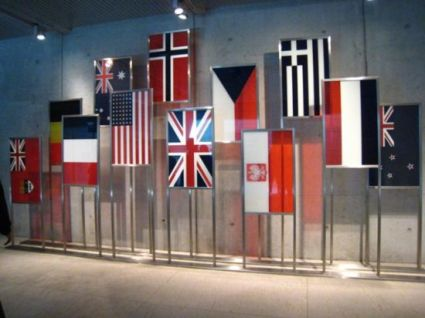 dday flags