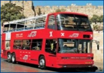 Jerusalem Bus