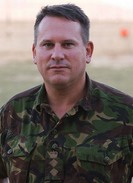 Colonel Richard Kemp served in the British Army from 1977 - 2006.