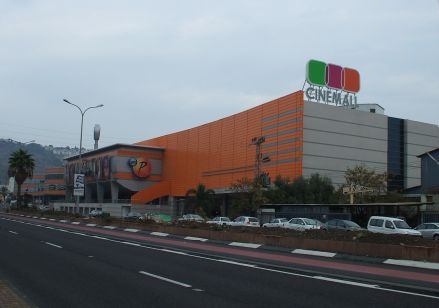 Cinema King: The Cinemall at Lev Hamifratz, Haifa boasts a spectacular 23 screens.
