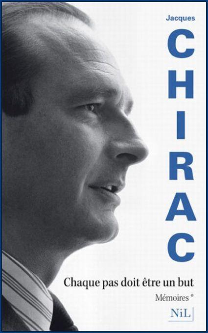 Jacques Chirac memoires