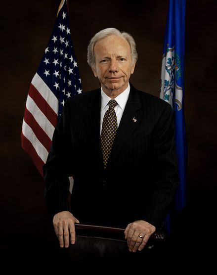"U.S. Senator Joseph Lieberman:""""We're not in a war against Islam. It's a group of Islamist extremists who have taken the Muslim religion and made it into a political ideology, and I think if we're not clear about that, we disrespect the overwhelming majority of Muslims who are not extremists."""