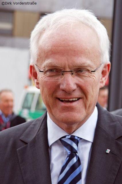 Dr. Jürgen Rüttgers, Ministerpräsident des Landes Nordrhein-Westfalen