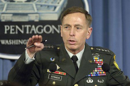 General David Howell Petraeus