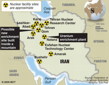 Iran's Nuclear Facilities