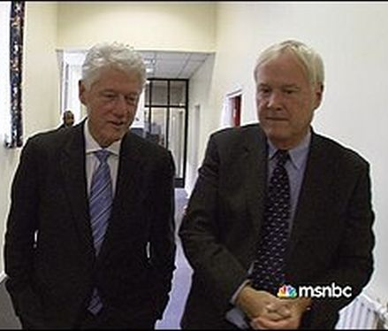 "Chris Matthews tags along with the 42nd president of the United States for ""President of the World: The Bill Clinton Phenomenon,"" airing today."