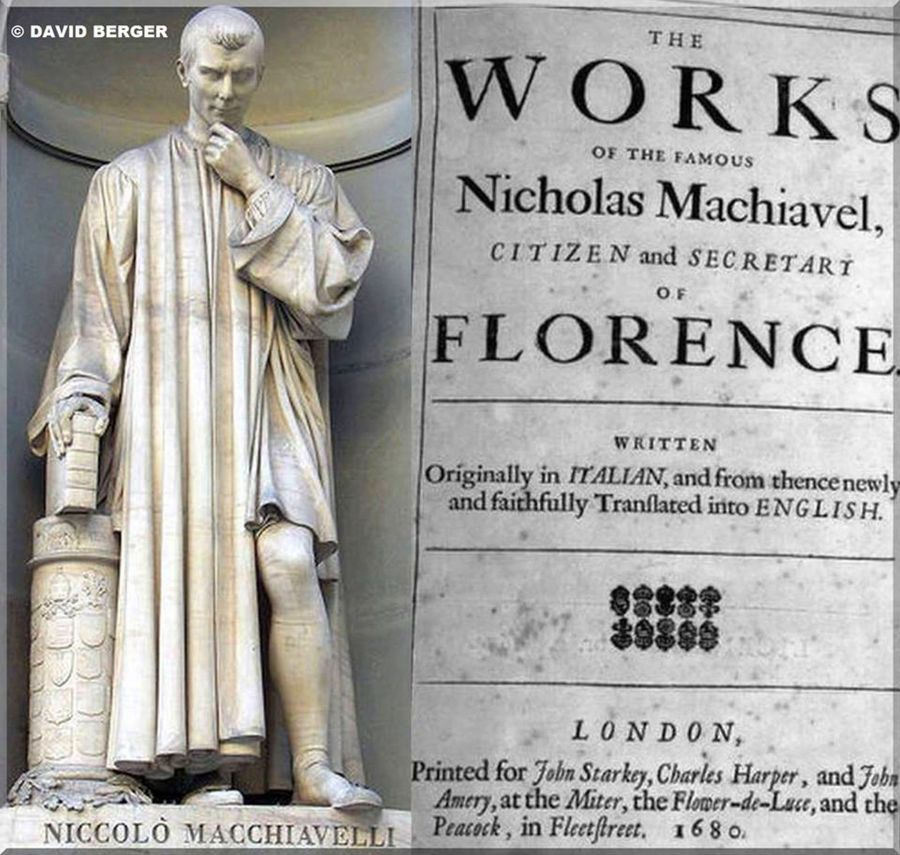 niccolò machiavellis the prince new interdisciplinary essays Niccolo machiavelli essaysniccolo machiavelli is revered as the founder of modern save your essays here so you can locate in machiavellis' the prince.